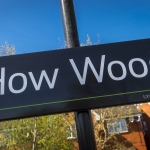 How Wood station was opened in 1988 to serve a growing housing estate