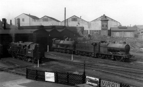 Watford Shed.1947.