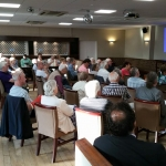 Resounding support for Abbey rail link at packed public meeting