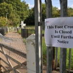 Cottonmill Crossing reopens after Network Rail dispute