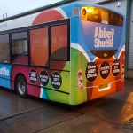 New shuttle bus service begins