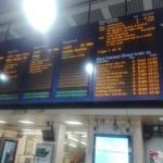 May 2019 Timetable change